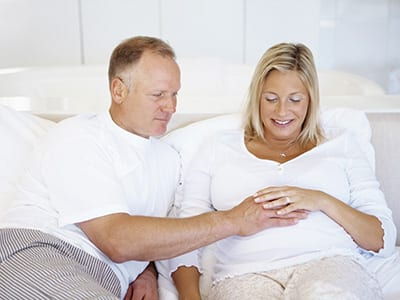 What is the rate of success with IVF and Egg Donation?