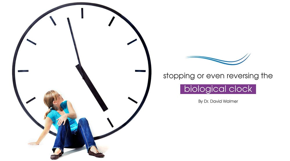Download a white paper about stopping or reversing your biological clock