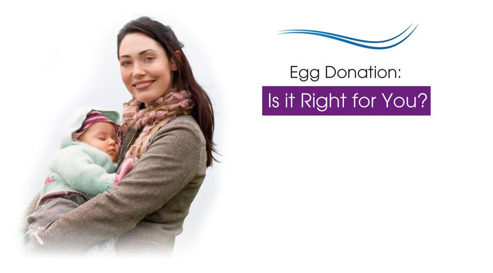 White paper examining the female fertility period and whether egg donation is right for you or not.