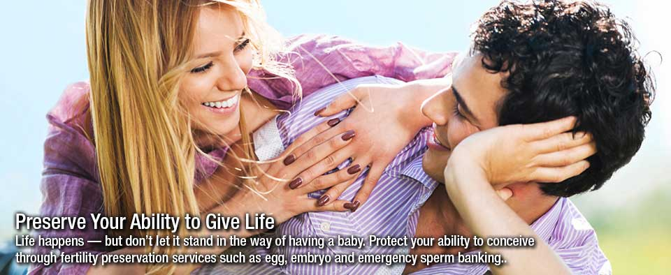 Fertility Preservation Raleigh NC