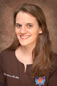 Meghan Harris, RN, is one of the experienced fertility professionals helping people start and grow their families at Atlantic Reproductive.